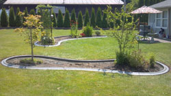 Concrete Edging Lacey WA
