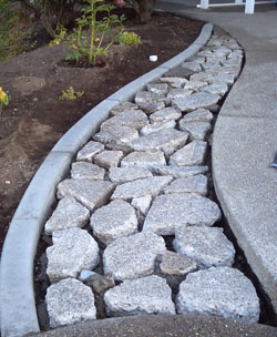 Concrete Curbing Puyallup